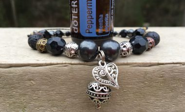 Essential Oil Diffuser Arm Candy